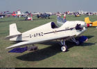 G-APNZ at a Cranfield Rally  UK 1989